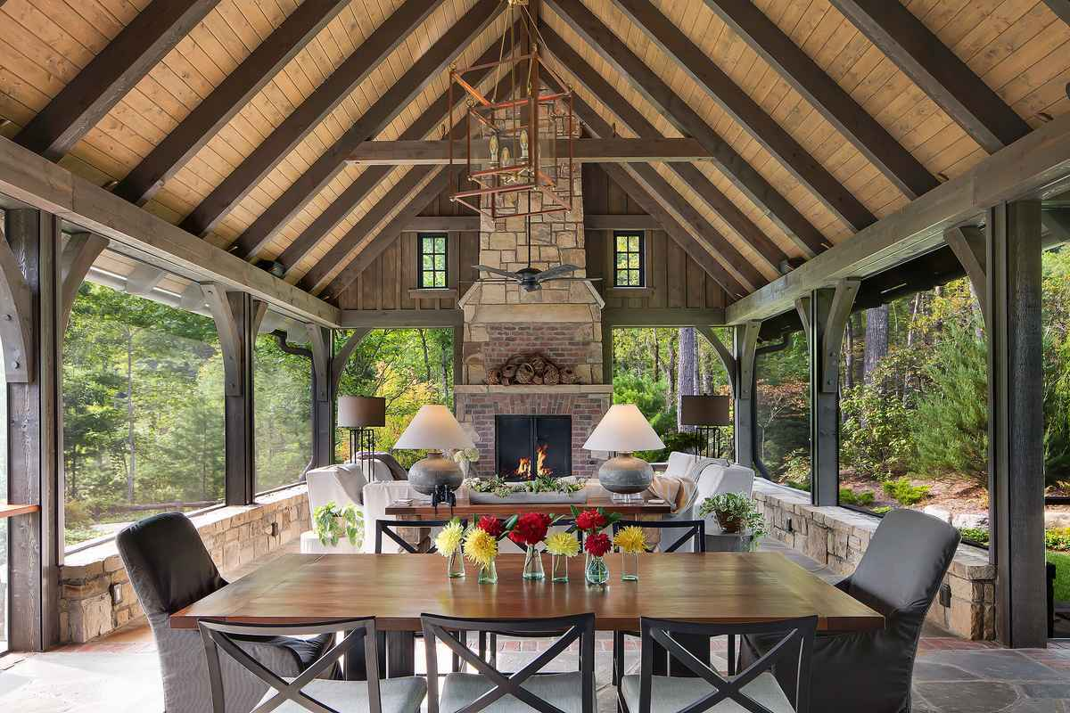 9 Cow Rock Residence - Outdoor Dining