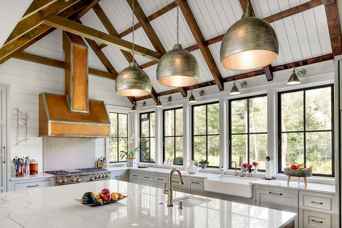 9 Cow Rock Residence - Kitchen Island