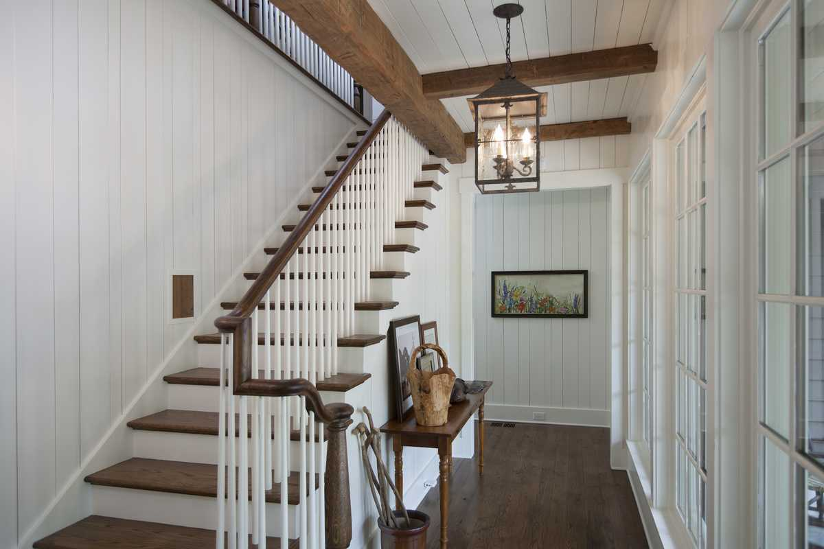 Laurel Knob Stairs
