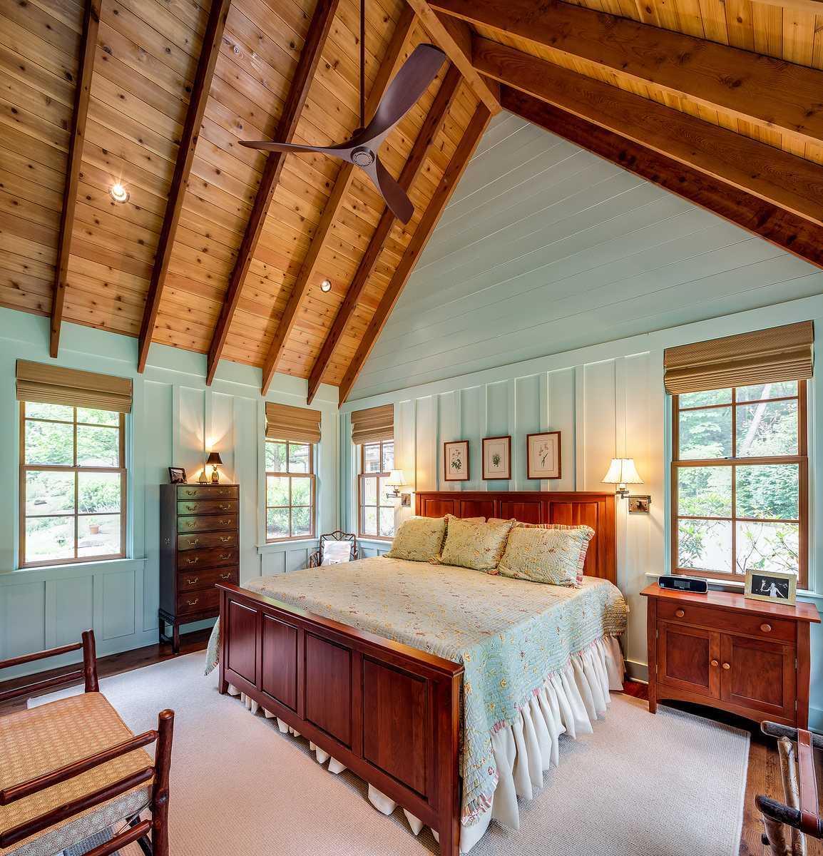 Lonesome Valley bedroom