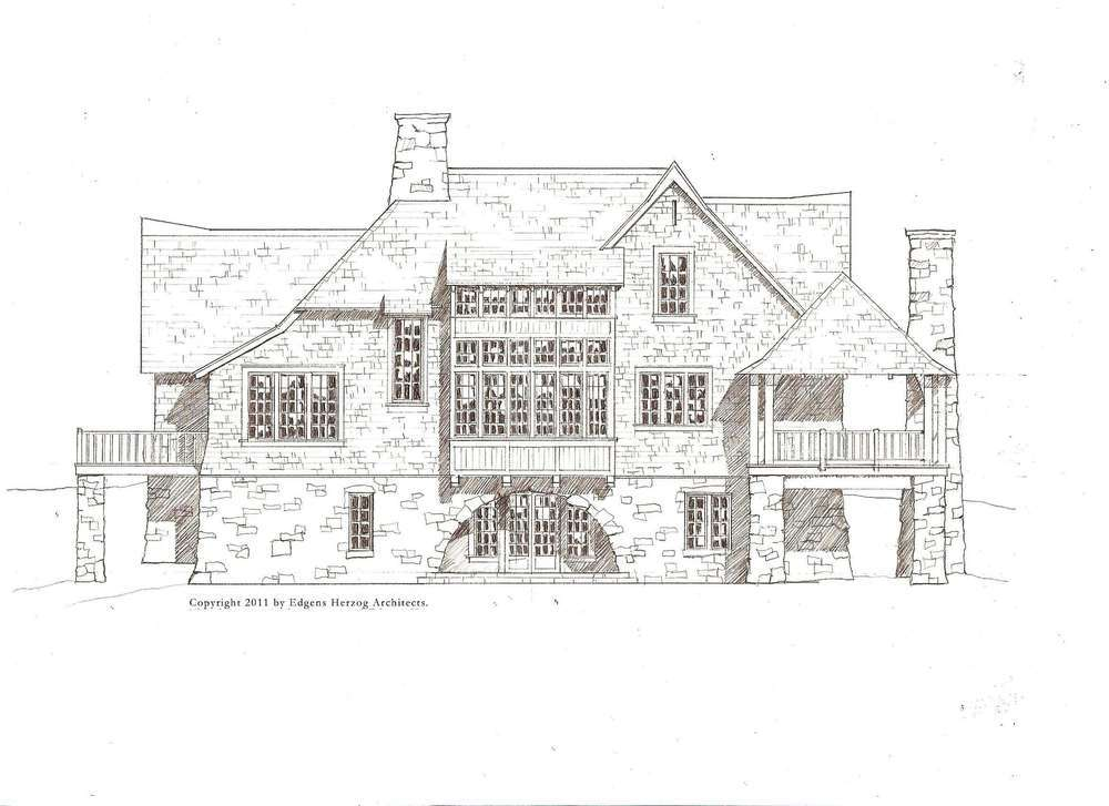 Sinclair-Cottage-Sketch_Mount-Shasta-CA-1_web