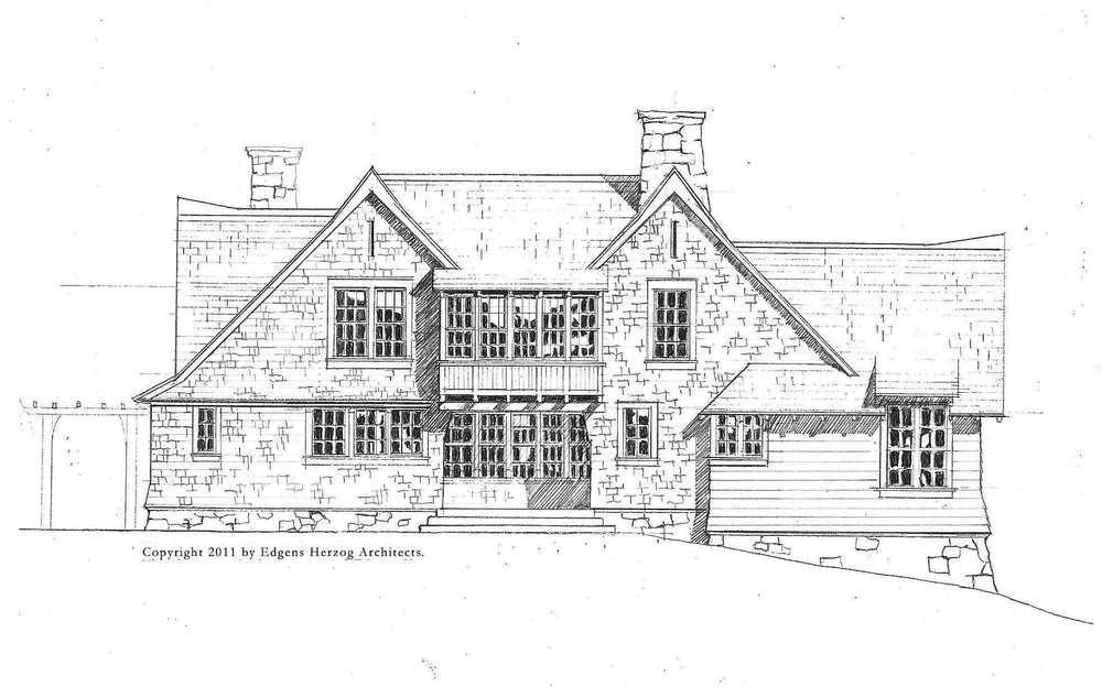Sinclair-Cottage-Sketch_Mount-Shasta-CA_web
