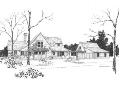 Kingsbarns Cottage, Glen Cove by Old Edwards