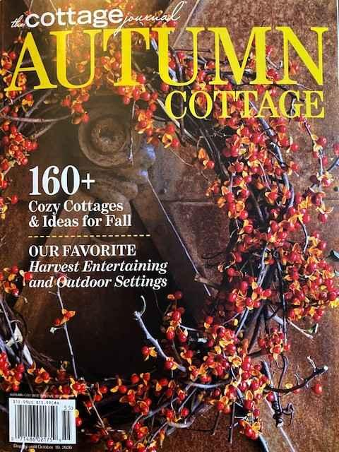 Laurel Knob Residence Autumn Journal 2020